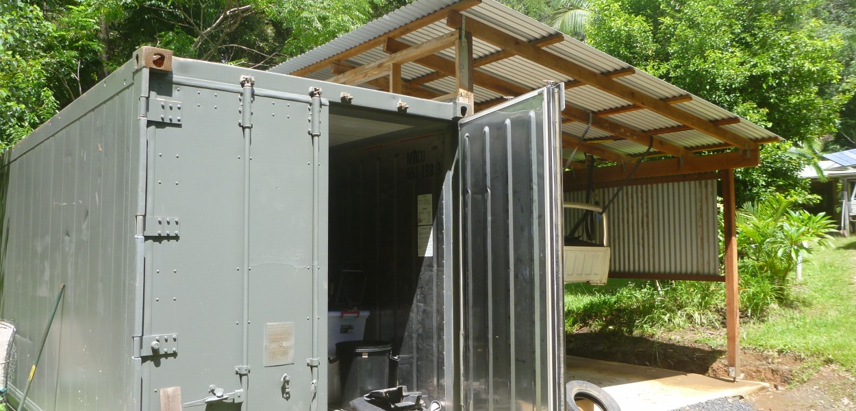 Shipping Container ~ Moving & Storage 6