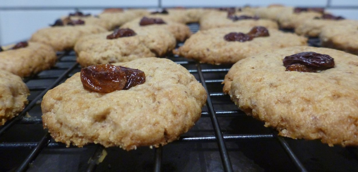 Baked Basic Healthy Biscuit 2  (3)
