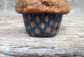 Lunchbox life / Hidden Carrot and Sultana Muffins