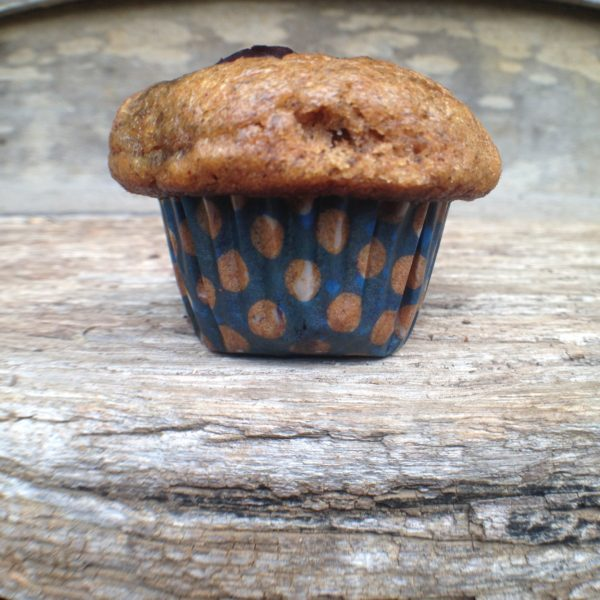 Lunchbox life healthy mini banana muffins