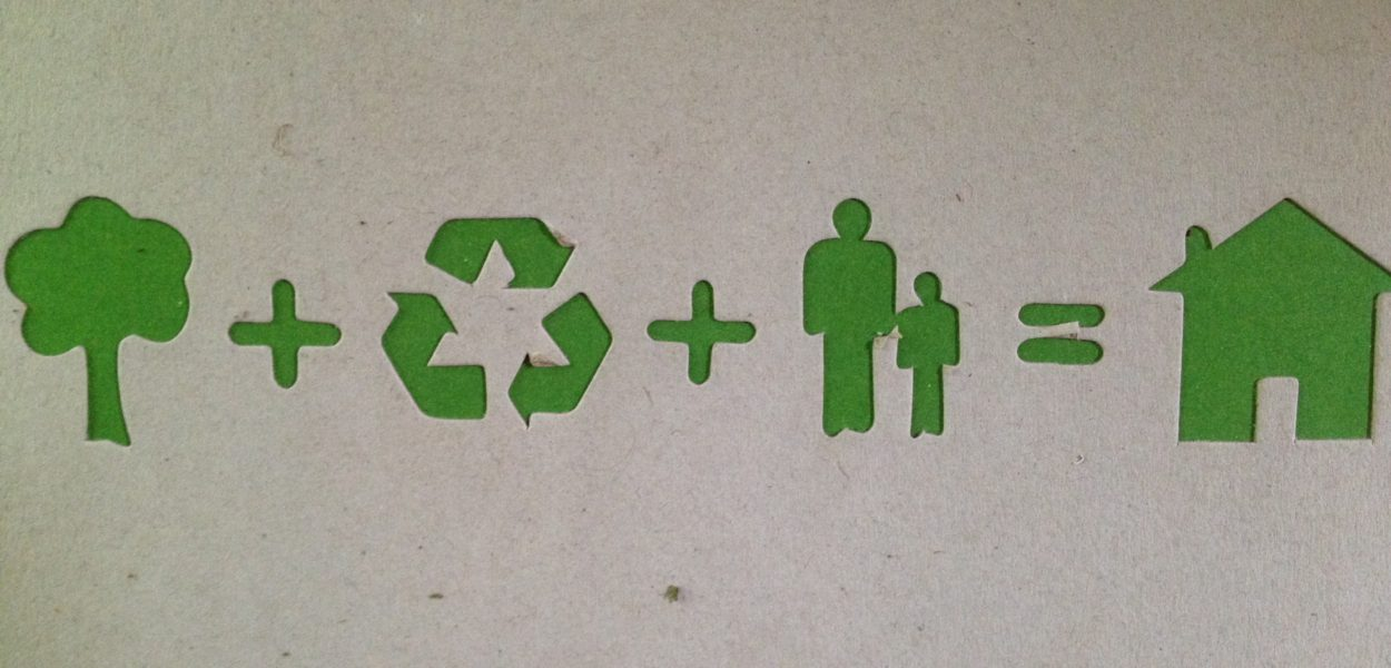 Recycle your whole household
