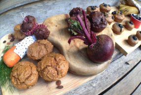 Lunchbox life hidden vegetable or fruit muffins